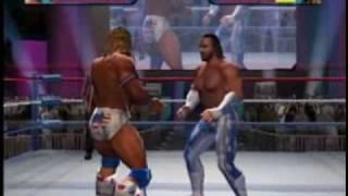 Showdown Legends of Wrestling (Randy Savage vs. Ultimate Warrior)