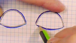 4- moldes para los ojos de las muñecas , video-183