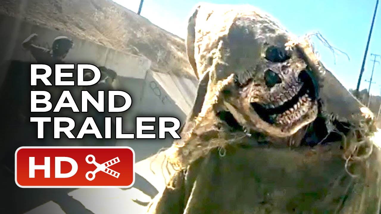 V/H/S: Viral Official Red Band Trailer (2014) - Found Footage Horror Sequel HD