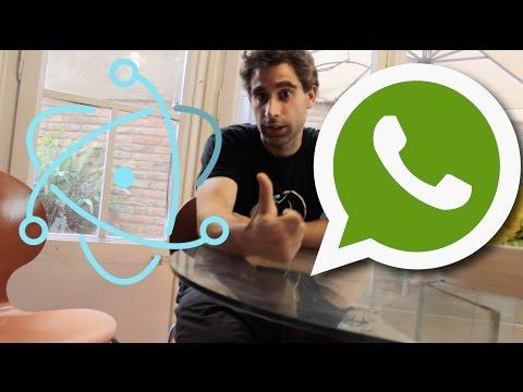 Creando Whatsapp con Electron