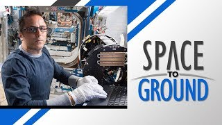 Space to Ground: Some Serious Science: 02/08/2018
