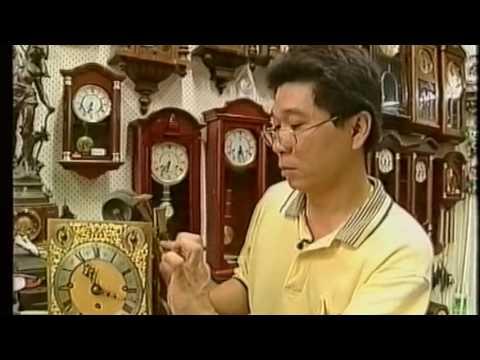 Antique Clock Shop In Singapore ( Family Tree )