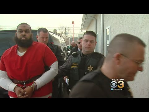 Sentencing Day For Confessed Gunman Who Shot Folcroft Officer
