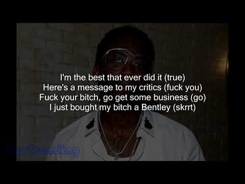 Gucci Mane - Back On (lyrics)