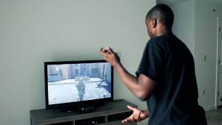 MODERN WARFARE: MULTIPLAYER KINECT!