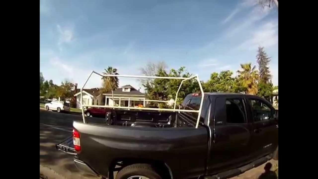 PVC Truck tent frame & PVC Truck tent frame - YouTube