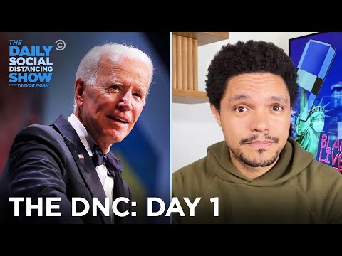 The DNC Kickoff & Trump's Boat Parade | The Daily Social Distancing Show from YouTube · Duration:  4 minutes 17 seconds