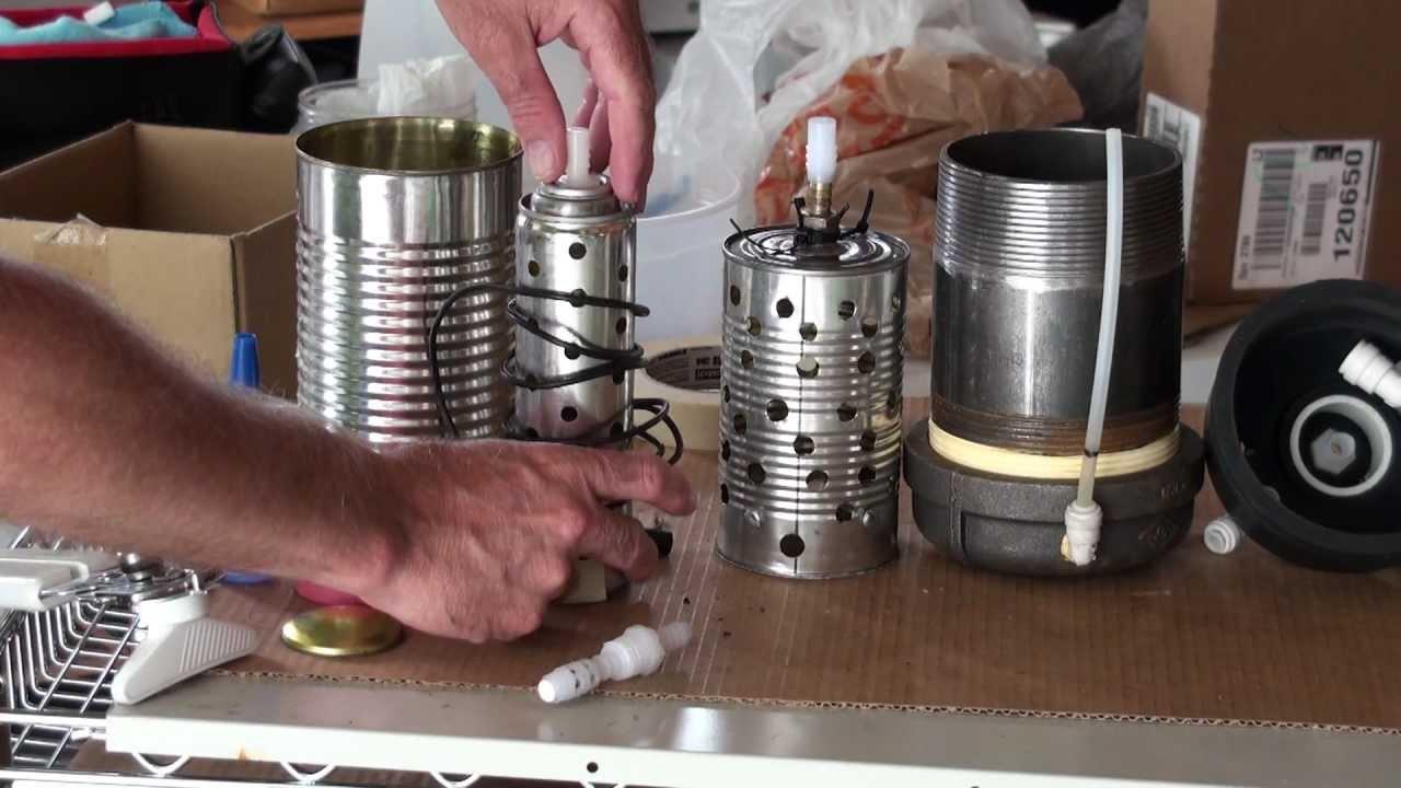 gasoline vapor carburetor 2 progress update 8 18 2011 youtube Thermoquad Carburetor