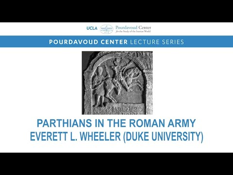 Thumbnail of Parthians in the Roman Army video