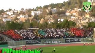 كأس الجزائر: شباب قسنطينة 2 ـ مولودية الجزائر 1 : أجواء الملعب + التيفو (3)