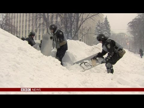 HOW RATTLED IS THE UKRAINIAN GOVERNMENT? BBC NEWS