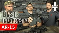 Best INEXPENSIVE AR-15s with IV8888