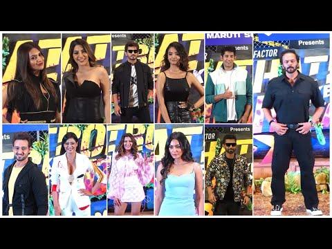 Khatron Ke Khiladi 11 Launch By Rohit Shetty & The Daredevil KKK 11 Contestants
