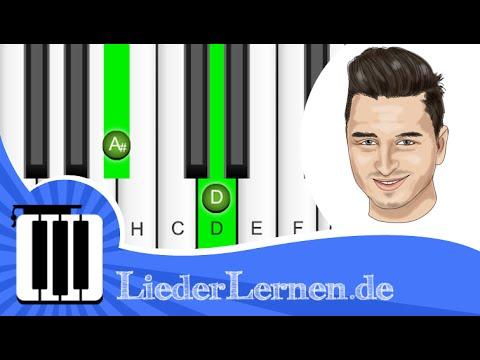 Andreas Gabalier - Hulapalu - Klavier lernen - Musiknoten - Akkorde