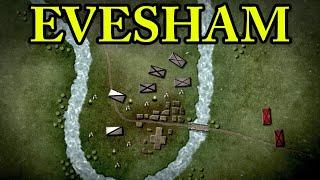 The Battle of Evesham 1265 AD