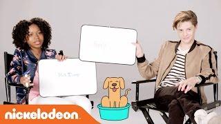 Video Henry Danger | Jace Norman & Riele Downs' Nick Stars BFF Challenge | Nick download MP3, 3GP, MP4, WEBM, AVI, FLV November 2017
