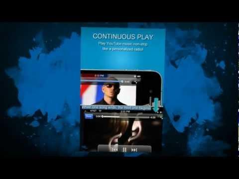 YouTube Music NON-STOP: MixerBox
