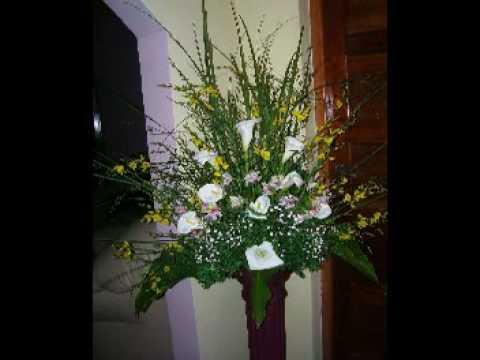 Arreglos Florales Para Eventos Cloke Deco