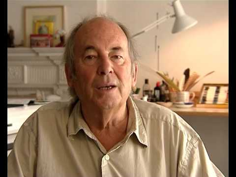 Quentin Blake - Teaching at the Royal College of Art (Part 1) (17/65)