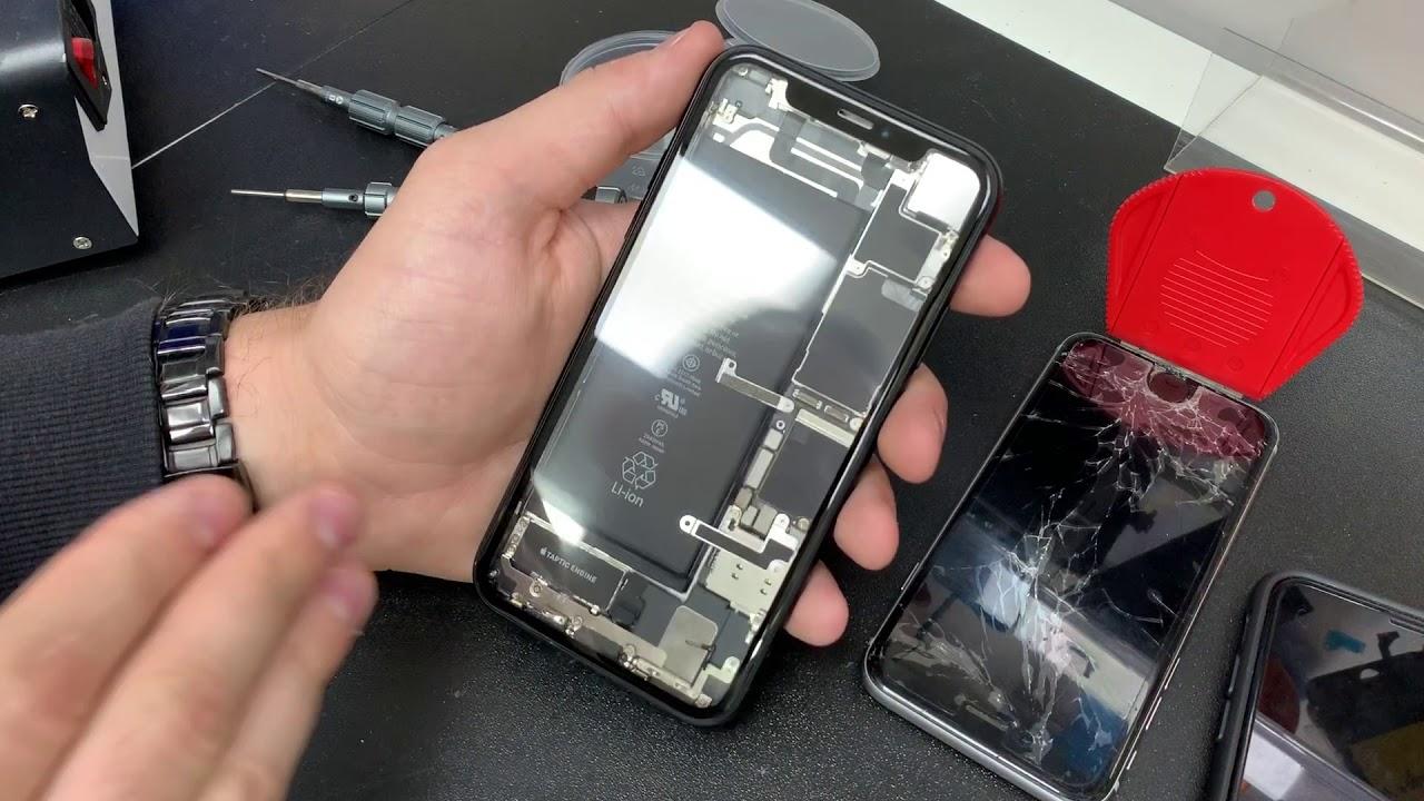 Обои Прозрачный Экран Iphone 6