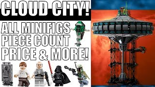 *FINAL* LEGO 75222 Betrayal at Cloud City DETAILS!   Reveal Tomorrow?