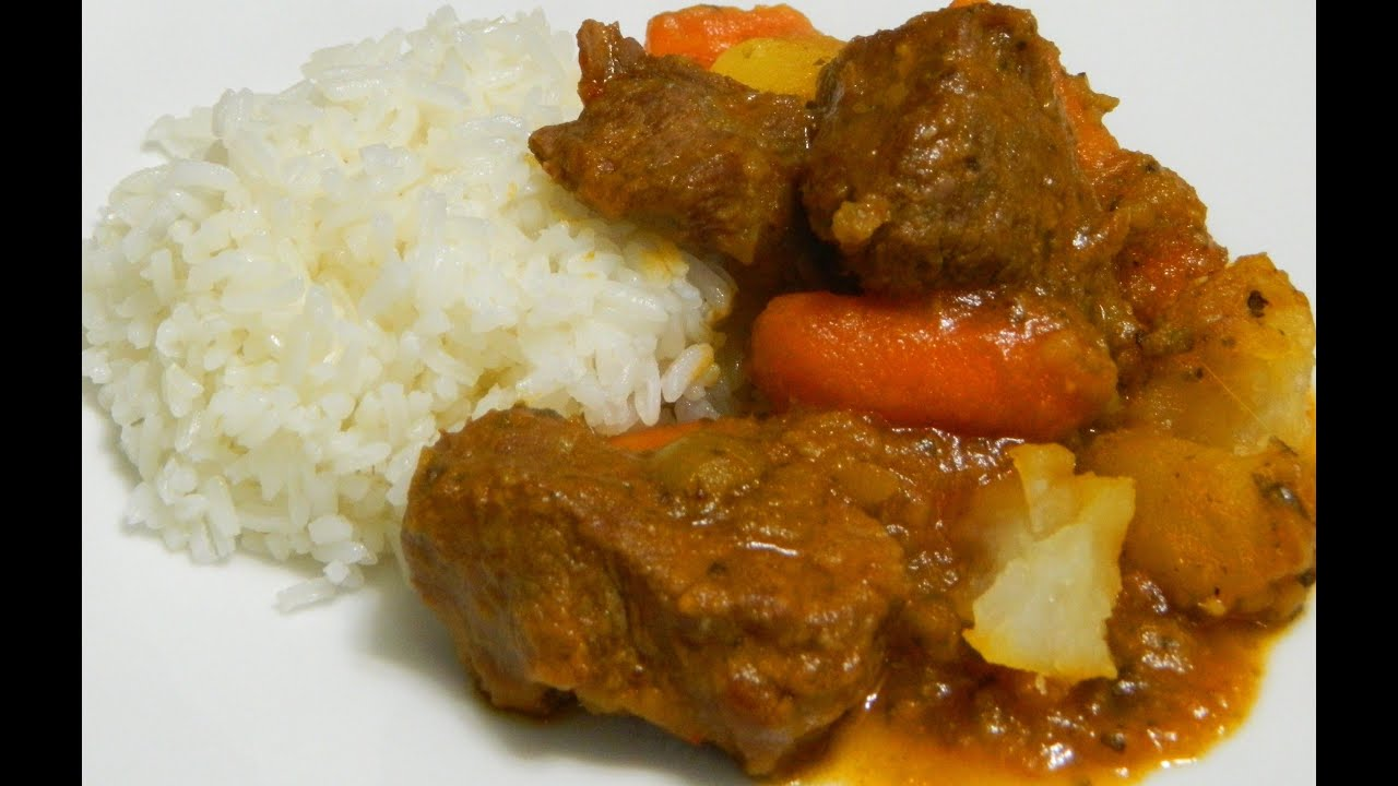 Carne Guisada or Puerto Rican Beef Stew - YouTube