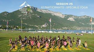 Rebloch'run session #5 spéciale Yoga avec Julie Mennesson