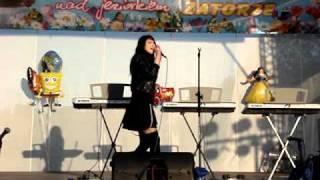 Download Lagu Klaudia  - Highway To Hell - Majówka nad jeziorkiem Zatorze - Yamaha Konin 2011'.MPG mp3