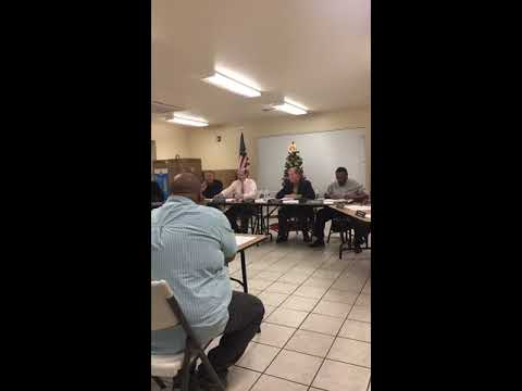Tensions rise during the Jefferson Parish Housing Authority meeting