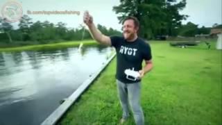 Необычная рыбалка