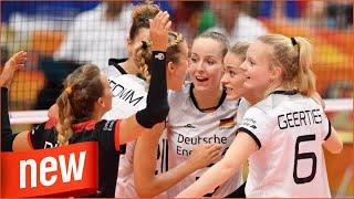 Volleyball-WM in Japan - Deutschland eine Runde weiter