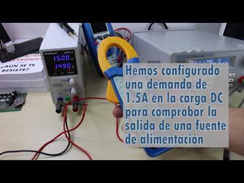 Unboxing P2275 Electronic DC load, Carga electrónica DC para reparación electrónica