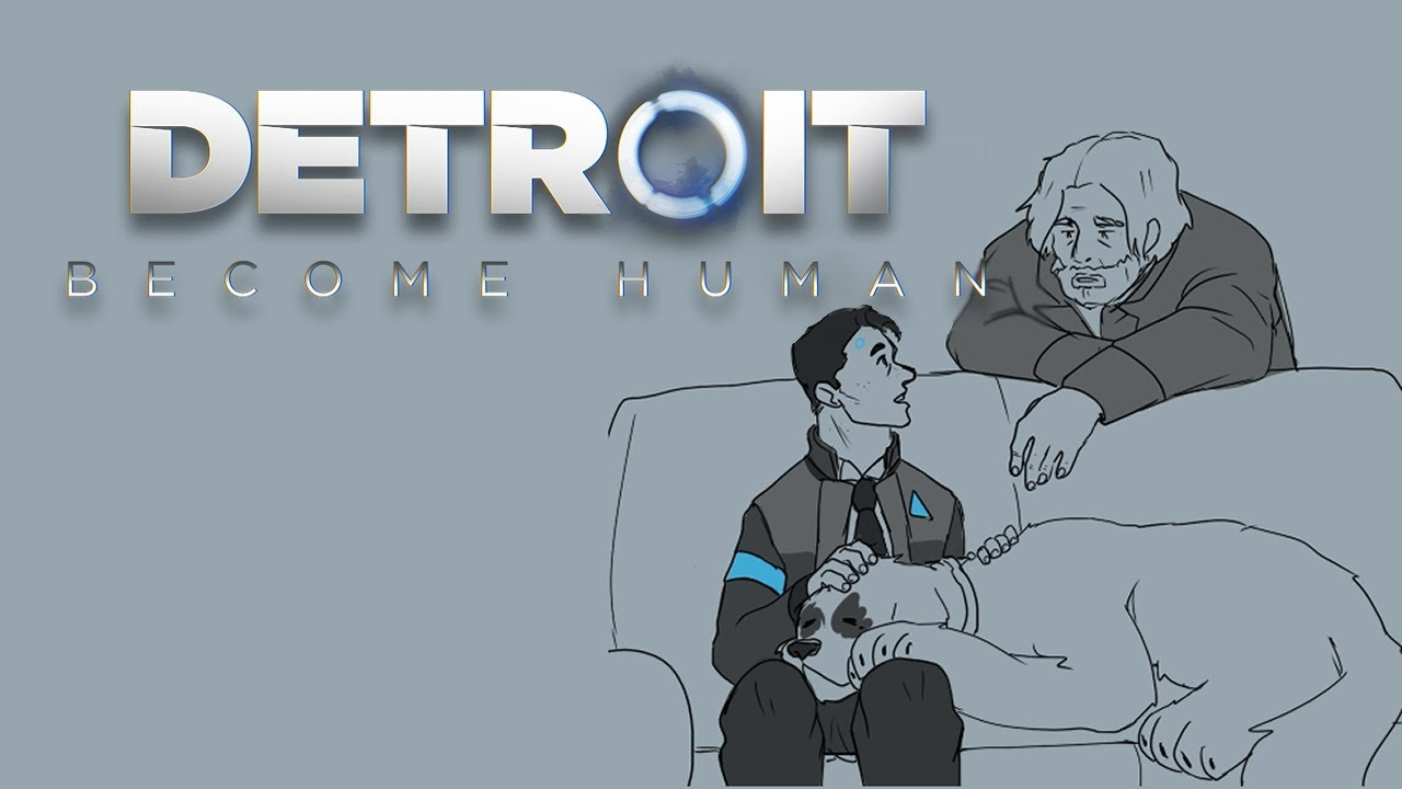 You Dont Need It Anymore - Detroit Become Human