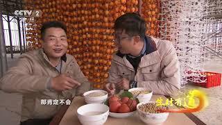 《生财有道》 20191230 火红的柿子 红火的产业| CCTV财经