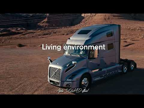 Volvo Vnl 2018 Interior Mini Bedroom On The Road Luxury
