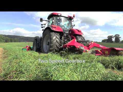 Kverneland 3232 MN mounted disc mower