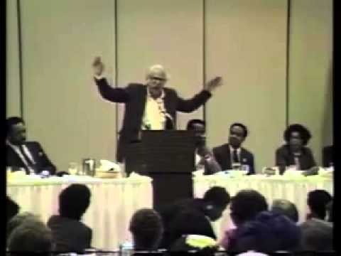 Bernie Sanders @ National Rainbow Coalition Conference (1986)