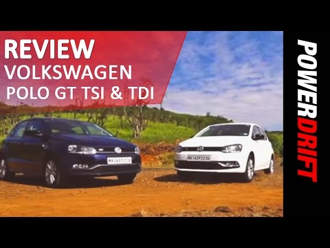 Volkswagen Polo GT TSI & GT TDI : Review : PowerDrift