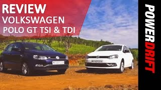 Volkswagen Polo GT TSI & GT TDI l Review l PowerDrift