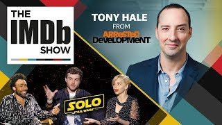 """""""Arrested Development"""" Star Tony Hale & the Cast of 'Solo: A Star Wars Story' 
