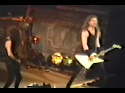 Metallica - Toronto, ON, Canada [1989.04.07] Full Concert - 2nd Source