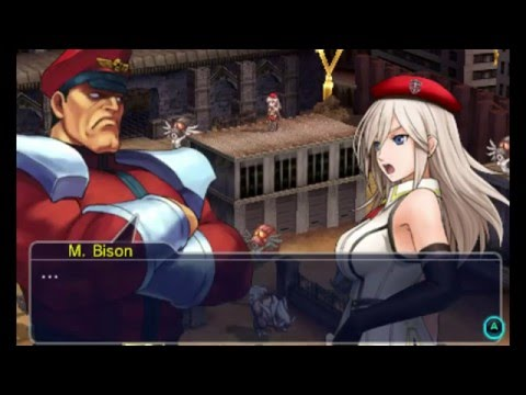 "Project X Zone 2 : Chapter 17 - ""Road Combatants"""
