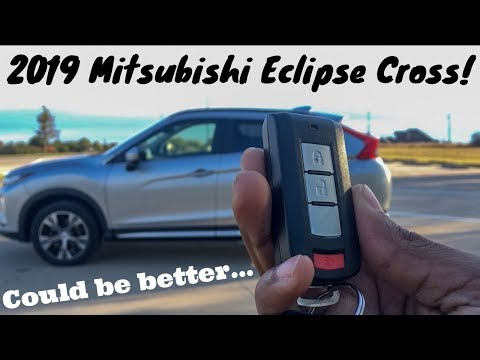 NOT WORTH $32K!---2019 Mitsubishi Eclipse Cross Review