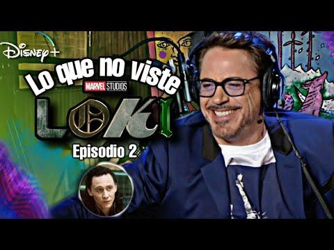 Download LOKI Episodio 2 | Lo que no viste Referencias | Easter Eggs por Tony Stark