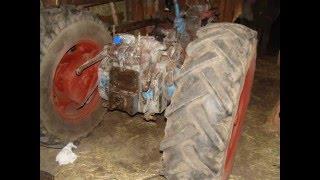 Malowanie i Remont Ciągnika Ursus C-355