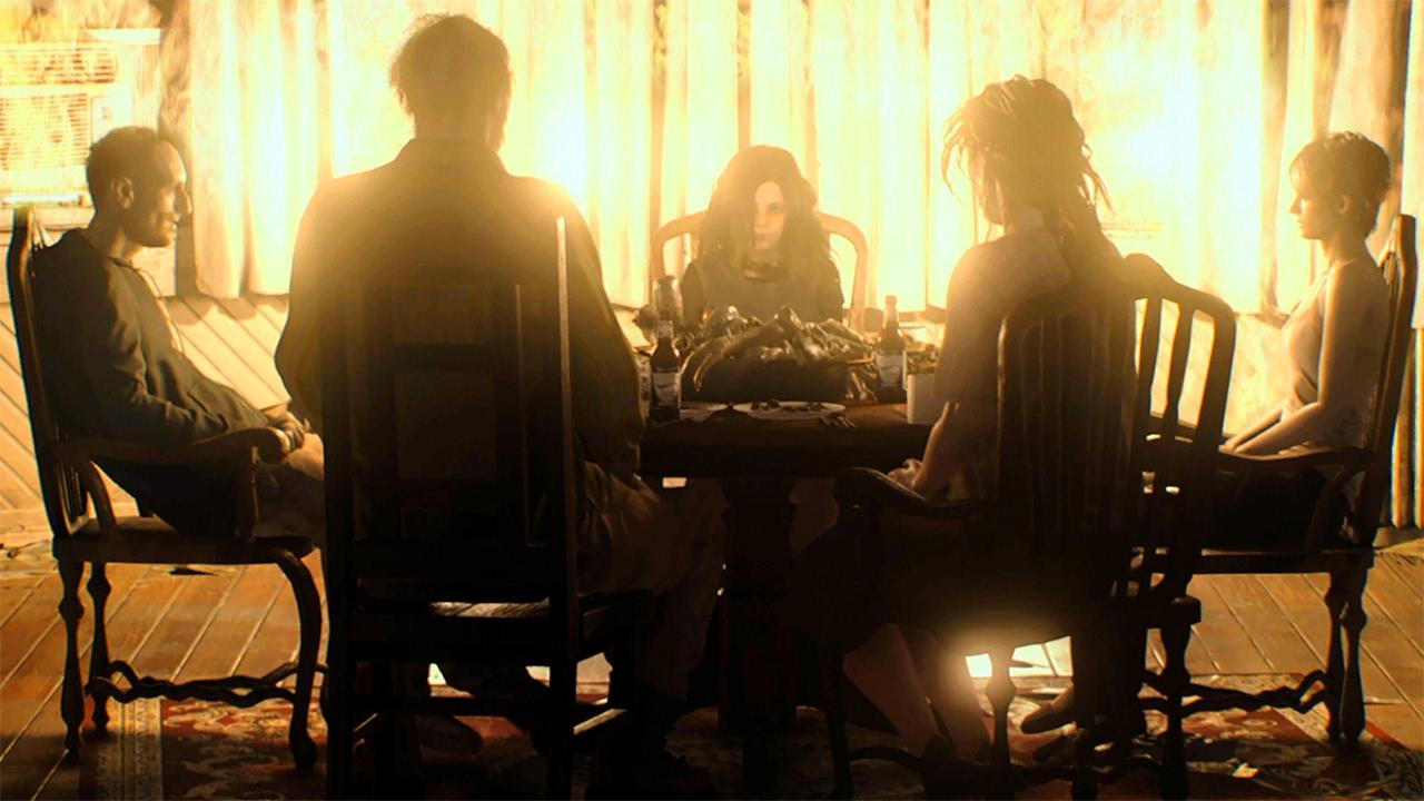 ВСЯ ПРАВДА О БЕЙКЕРАХ ► Resident Evil 7: Banned Footage DLC #4