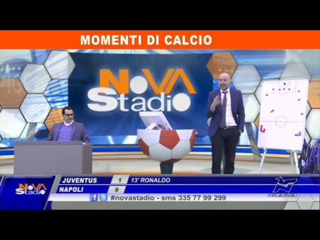 Juve - Napoli e Inter - Sassuolo gli HI di Novastadio