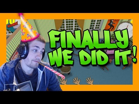 FINALLY We Did It! - 60 Seconds