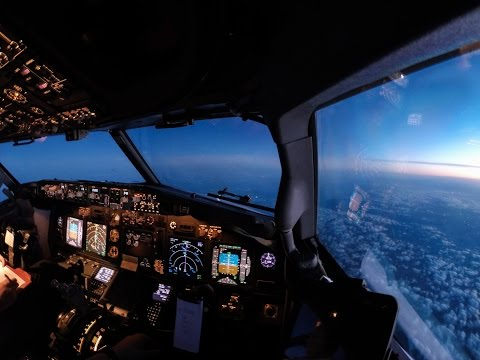 A Year in the Life of a Boeing 737 Pilot