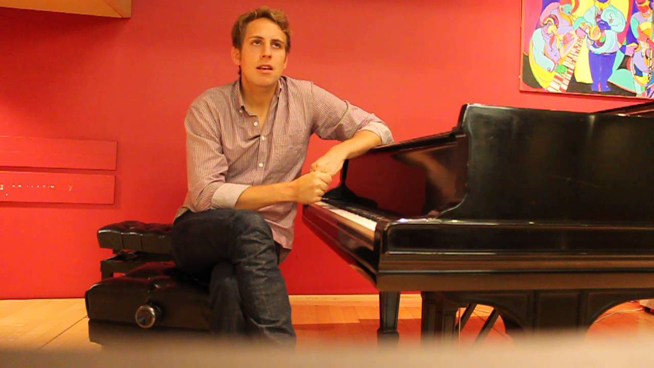 Ben Rector: The A-Sides Interview - YouTube